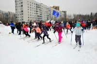 Лыжная гонка 2017
