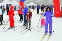 Лыжная гонка 2018