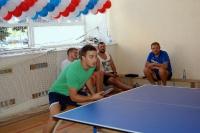 Турнир по настольному теннису 2015