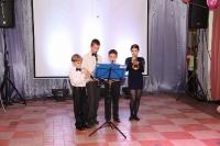 Отчетный концерт вокалной студии солнышко 17 апреля 2015