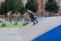 Соревнования по скейтбордингу и самокатам