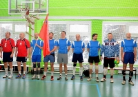 Турнир по волейболу среди ветеранов 2016