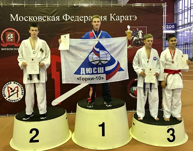 Титов Сергей 1м